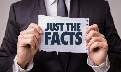 Du må få frem fakta slik at du kan iverksette målrettede tiltak.